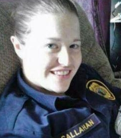 Sgt. Meggan Callahan;  Photo: via wral.com
