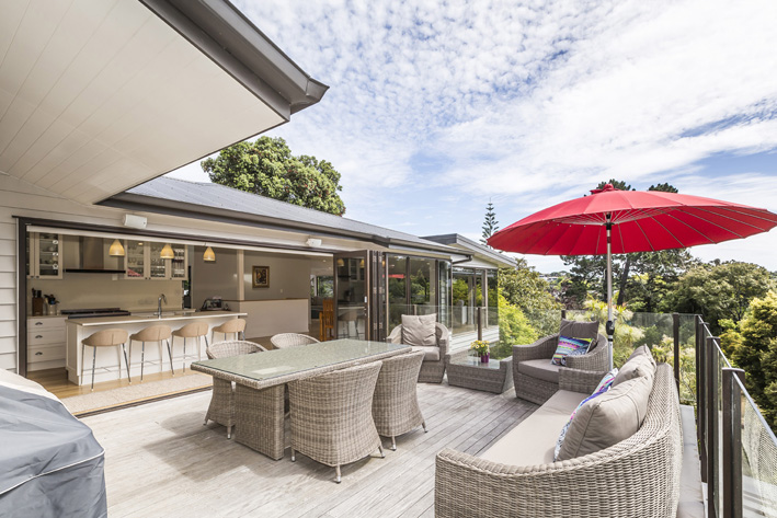 Bay of Islands house by Sang Residential Architects Auckland