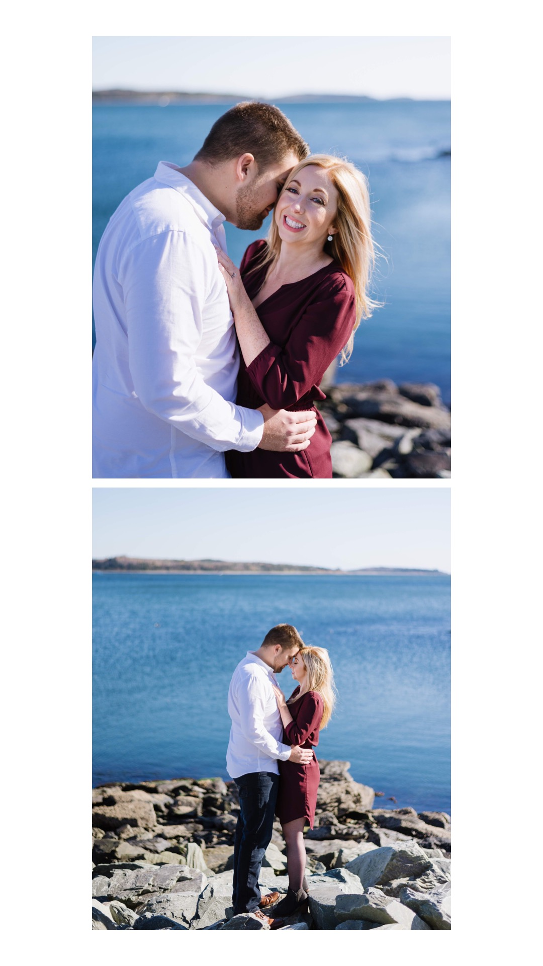 Christina & Lee's Sunny Afternoon Engagement | Halifax Wedding Photographer