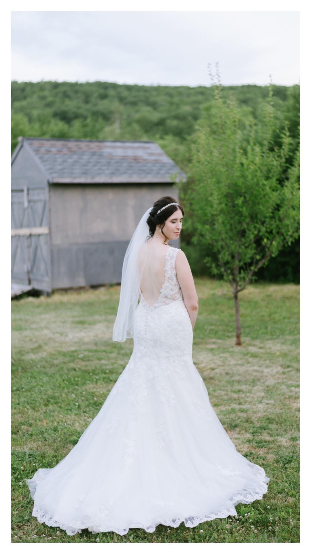 Kristy & Ryan's Rustic Winery Wedding | Halifax Wedding Photographer