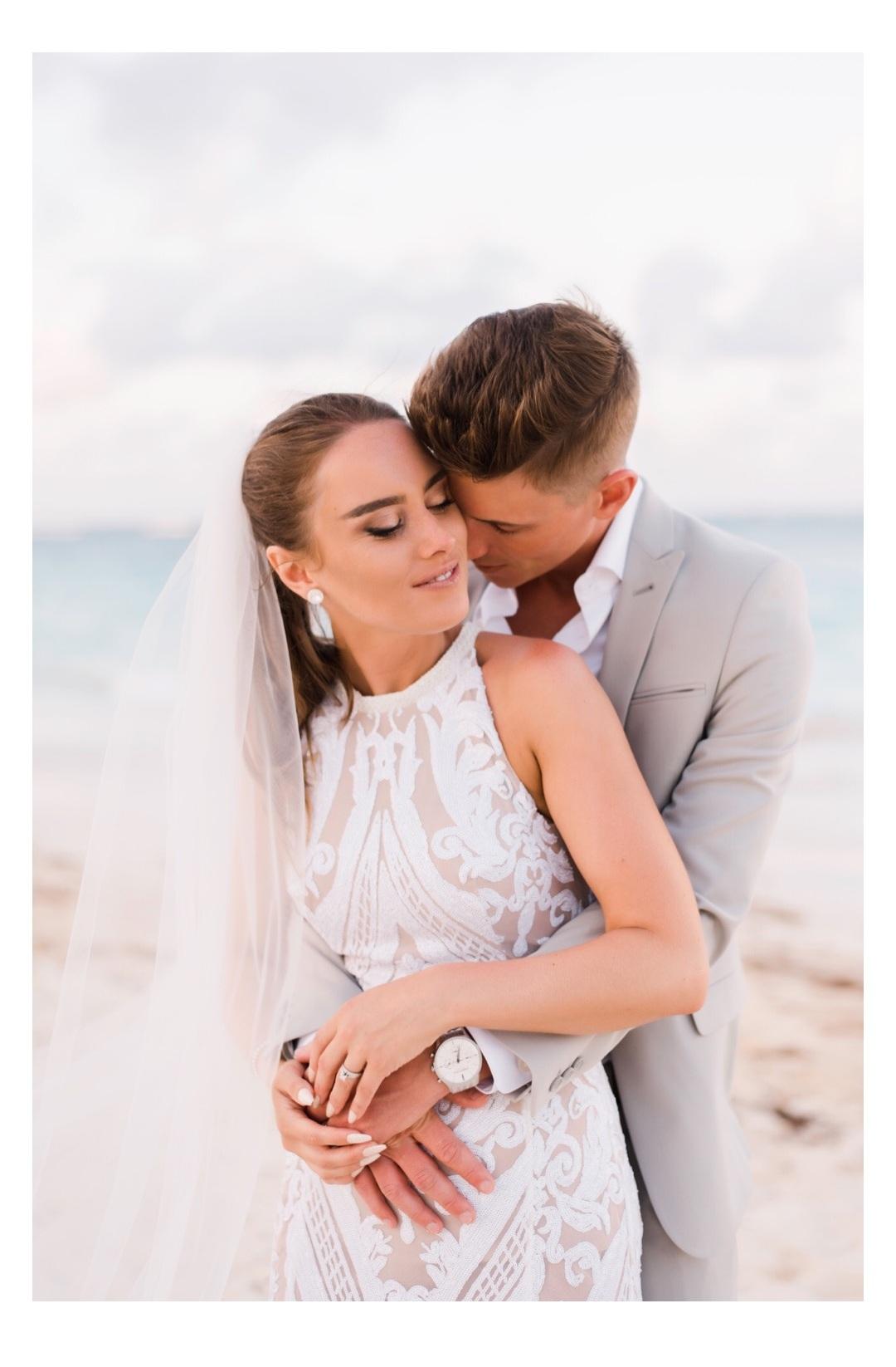 Sneak Peek from A Destination Wedding in Dominican Republic | Halifax Wedding Photographer