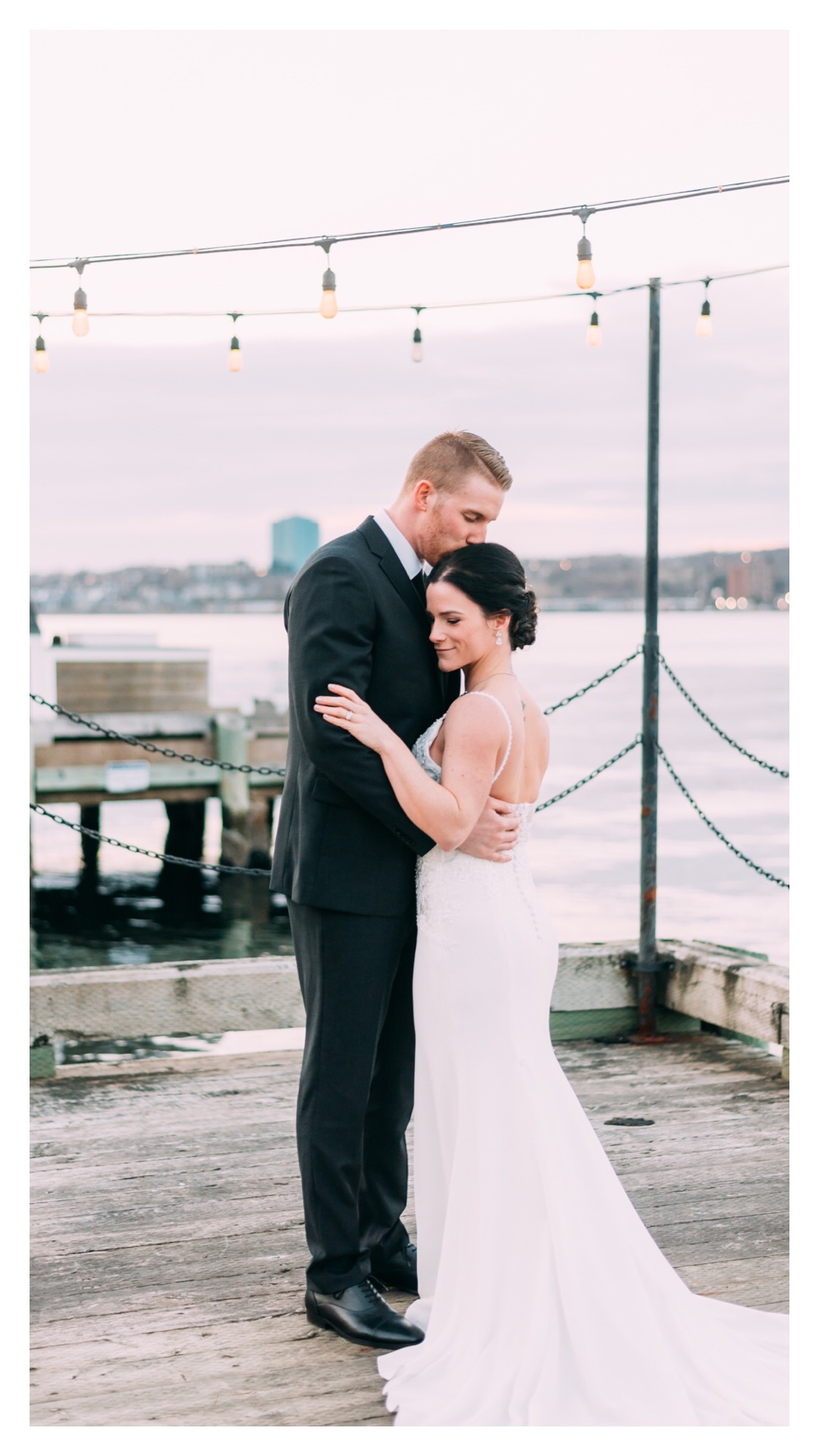 A Rainy Day Halifax Elopement | Halifax Wedding Photographer