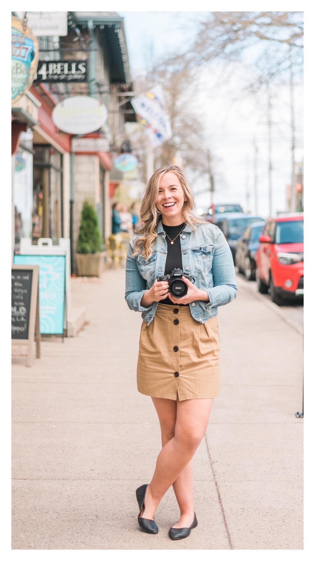 Mentorship Session with Chelsey Belliveau Photography | Halifax Portrait Photographer