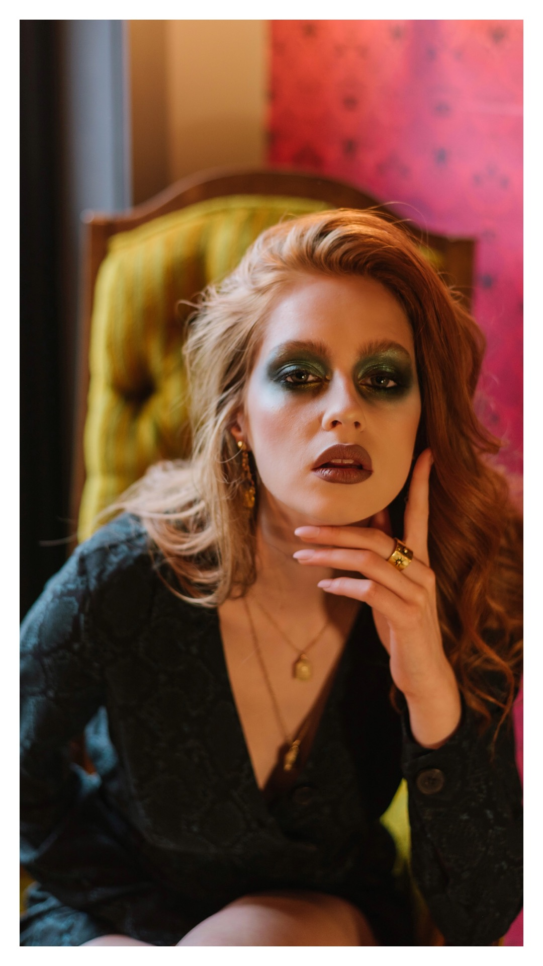 Something Wicked This Way Comes - Published in Féroce Magazine | Halifax Portrait Photographer