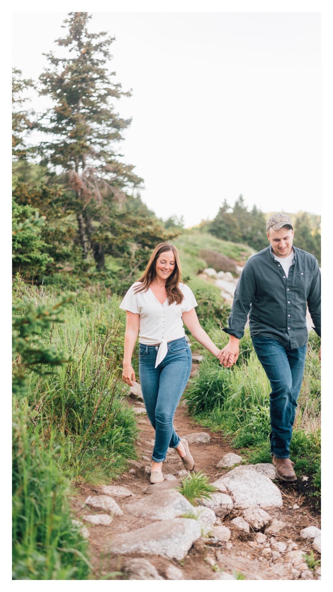 Engagement by the Ocean - Mackie & Jessie   Halifax Wedding Photographer