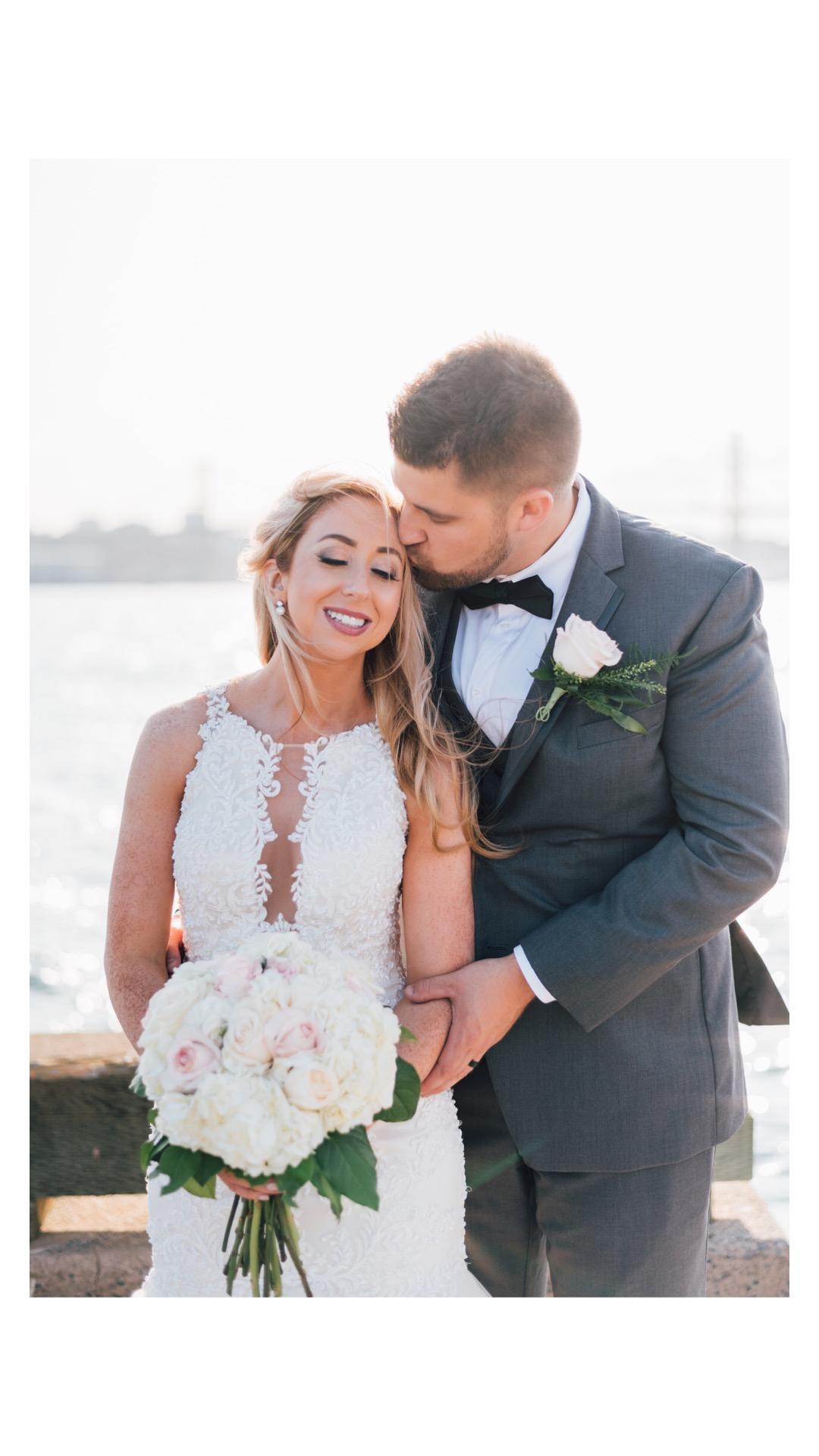 Christina & Lee: Wedding Day Previews   Halifax Wedding Photographer