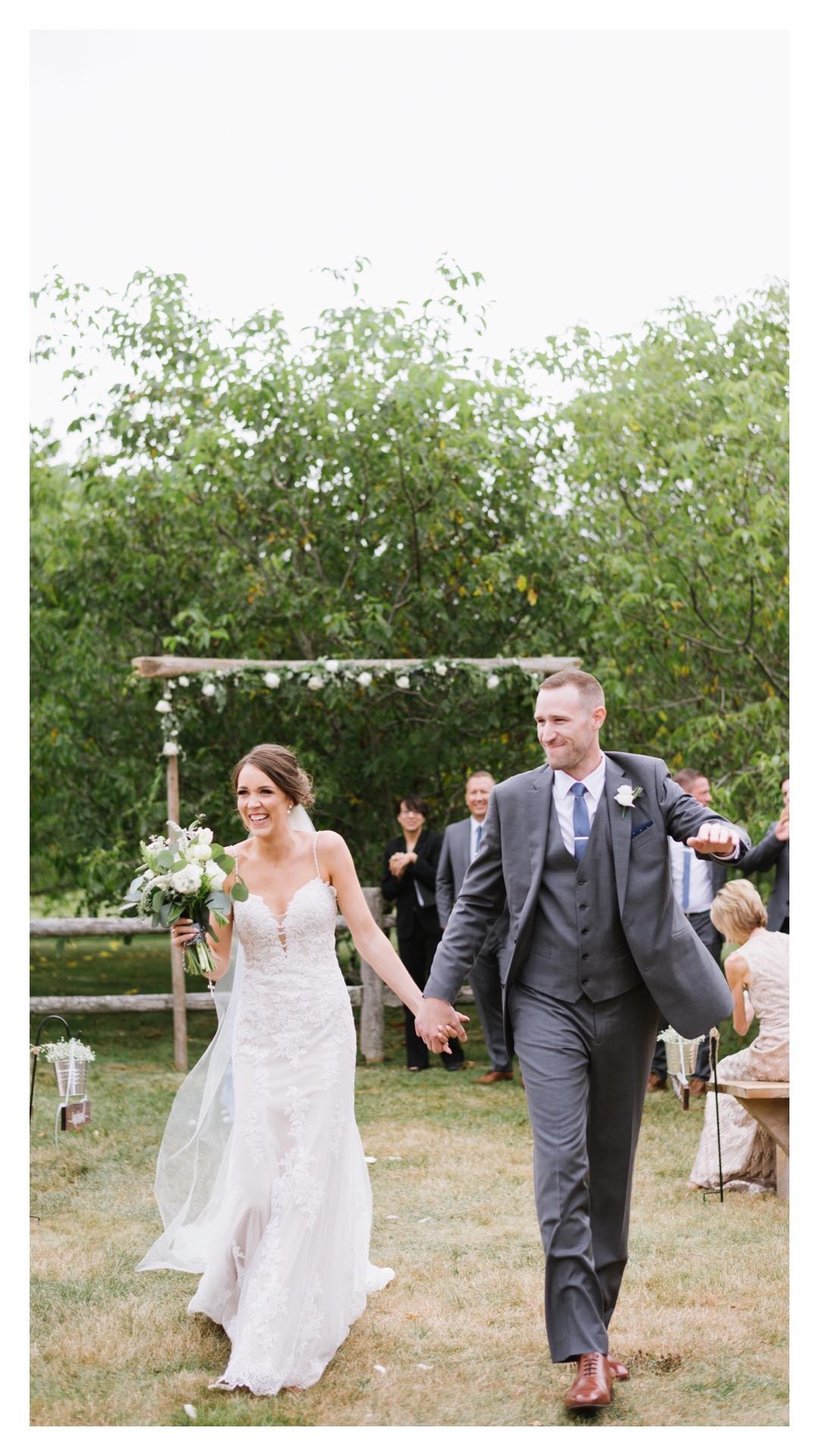 Megan & Beau: Wedding Day Previews | Nova Scotia Wedding Photographer
