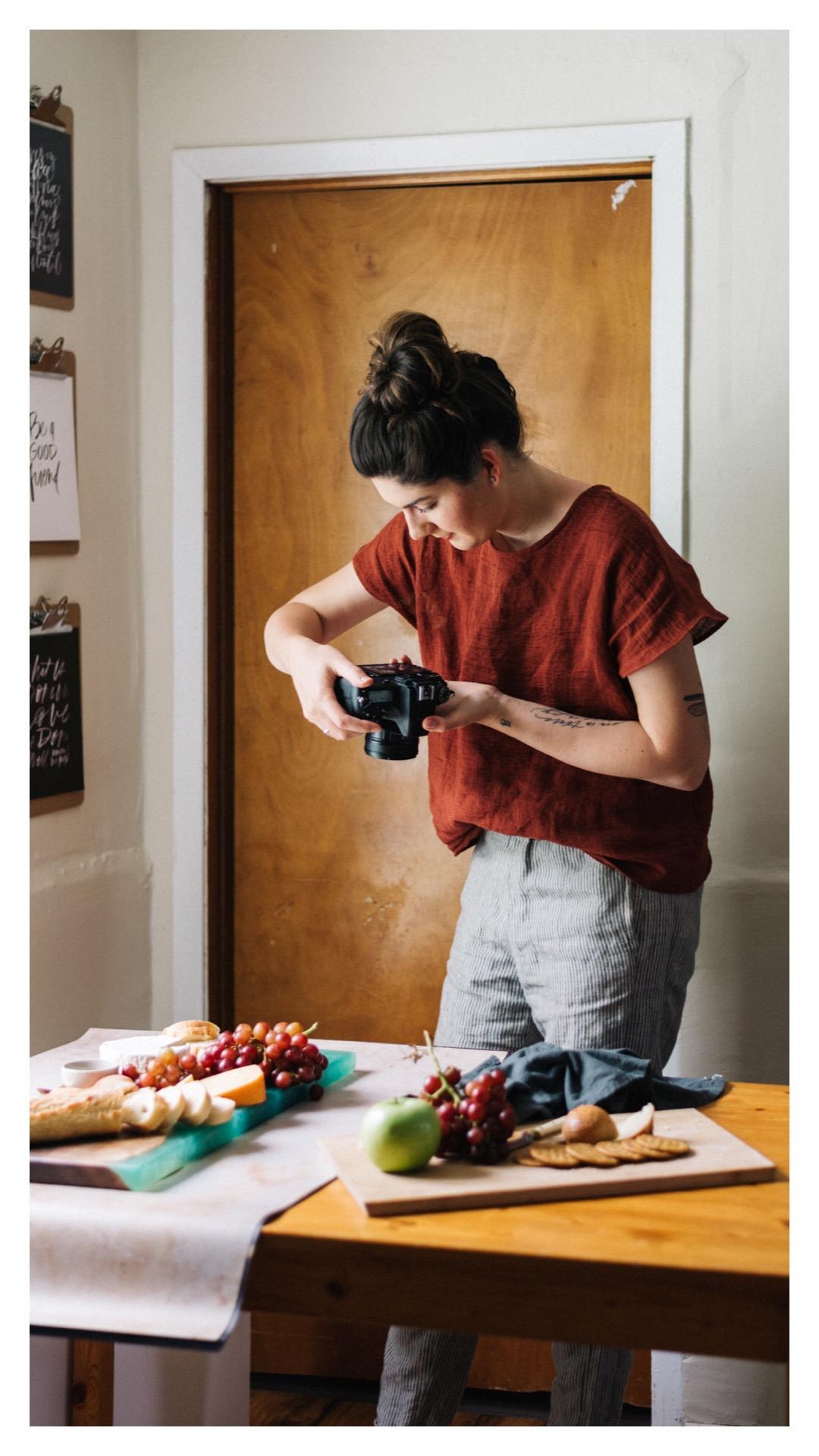 Flavour Photo Branding Session | Halifax Portrait Photographer