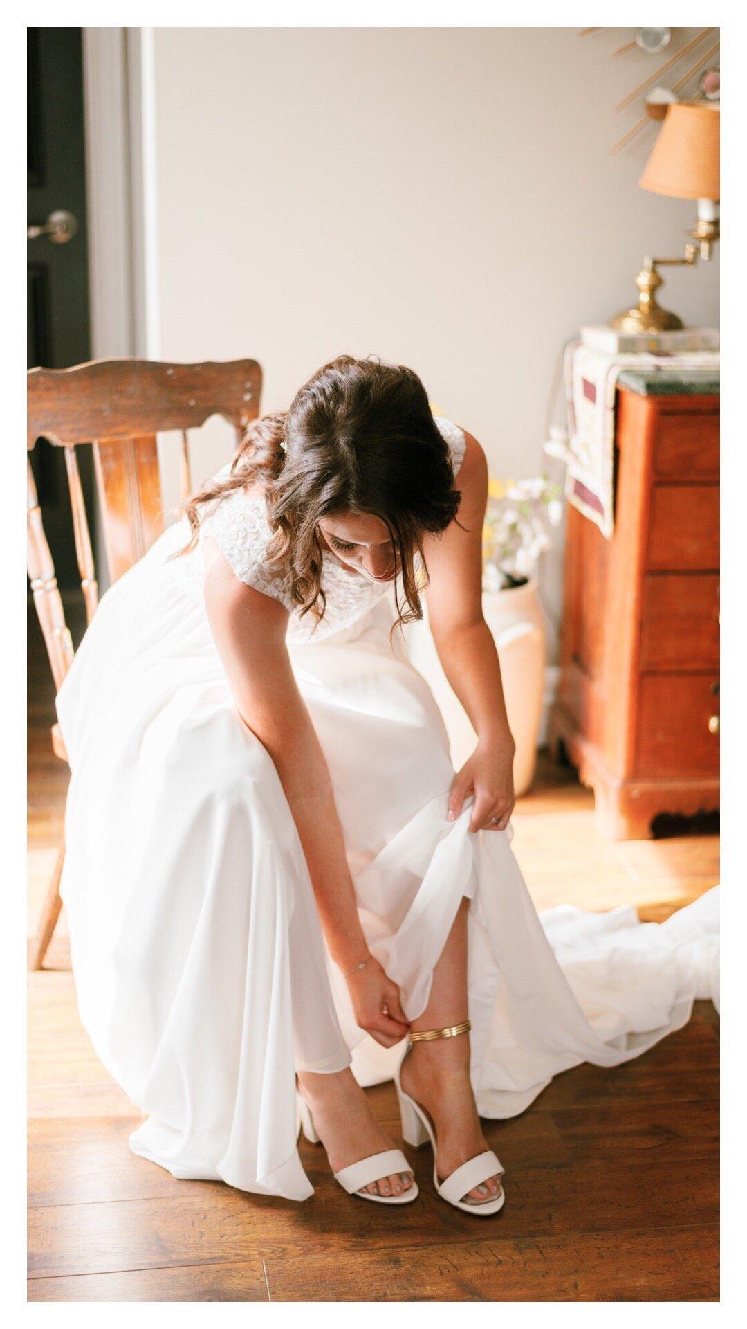 Jill & Talon: Wedding Day Previews | Halifax Wedding Photographer