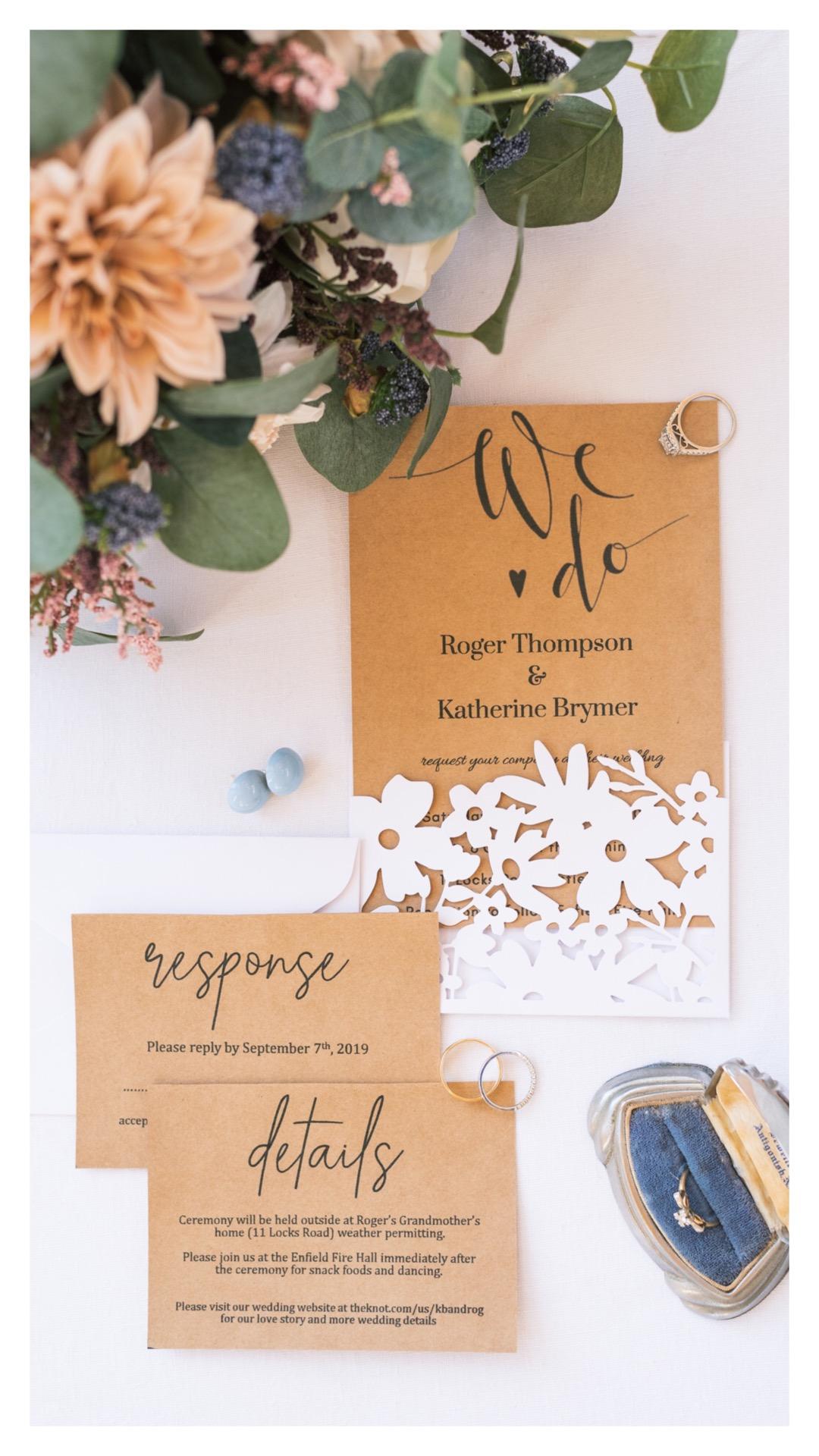 Katherine & Roger: Wedding Day Previews | Nova Scotia Wedding Photographer