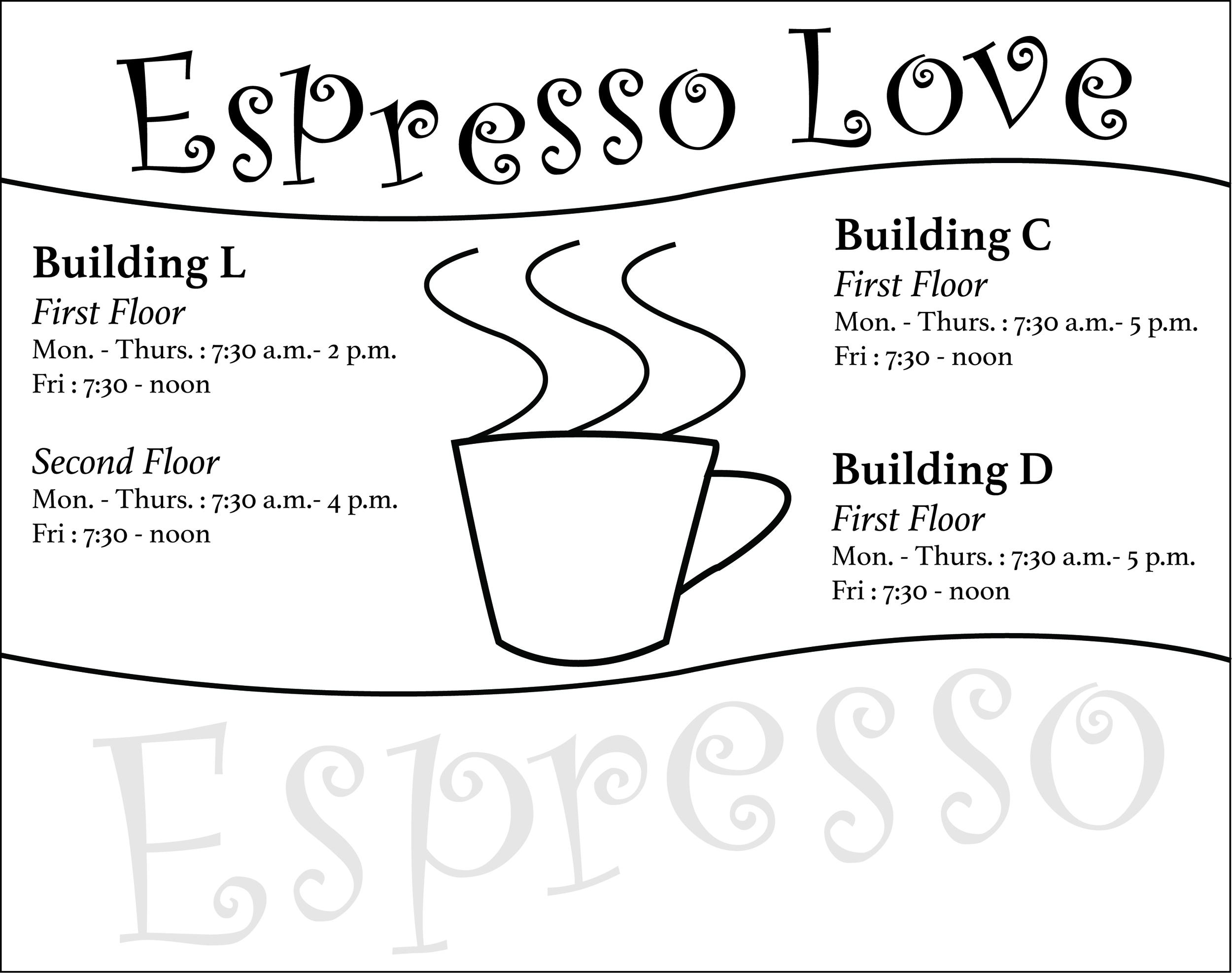 Espresso Love #1