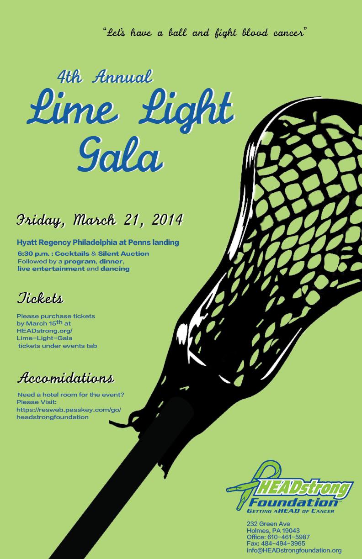 Lime Light Gala
