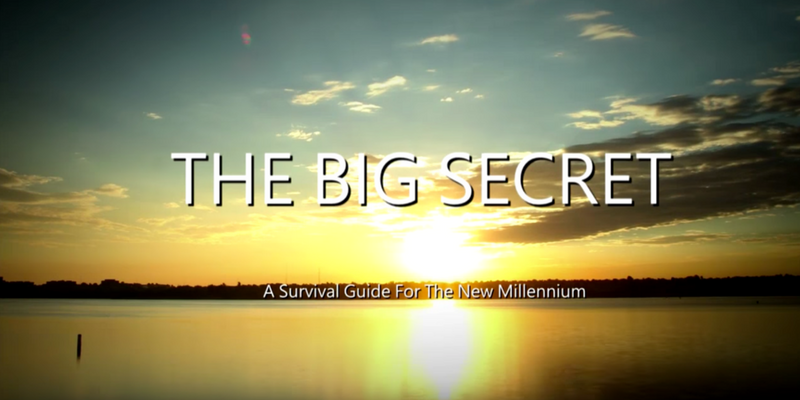 The Big Secret Documentary  - Featuring Dr. Glidden