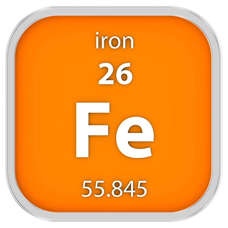 IRON - What It Is, & Why You Need It