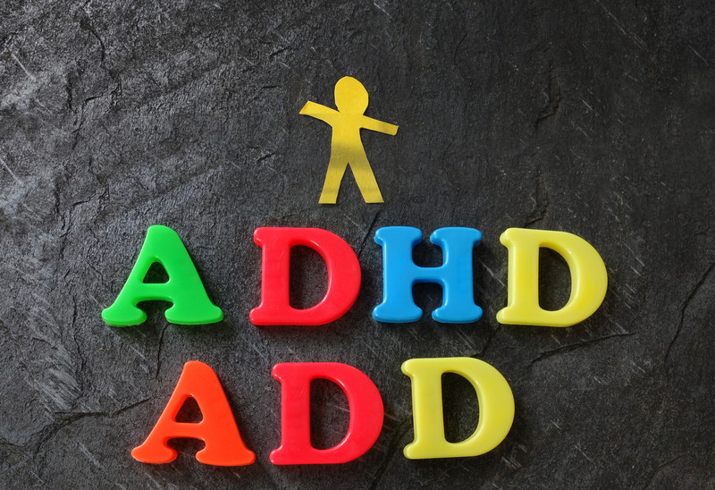 ATTENTION DEFICIT DISORDER (& ADHD)