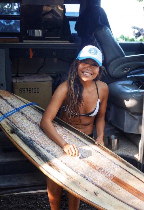 CocoAloha Surf - Gita Kaiser