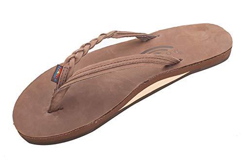 Rainbow  | Sandals Women's Flirty Braidy Flip-Flops |  $54.99