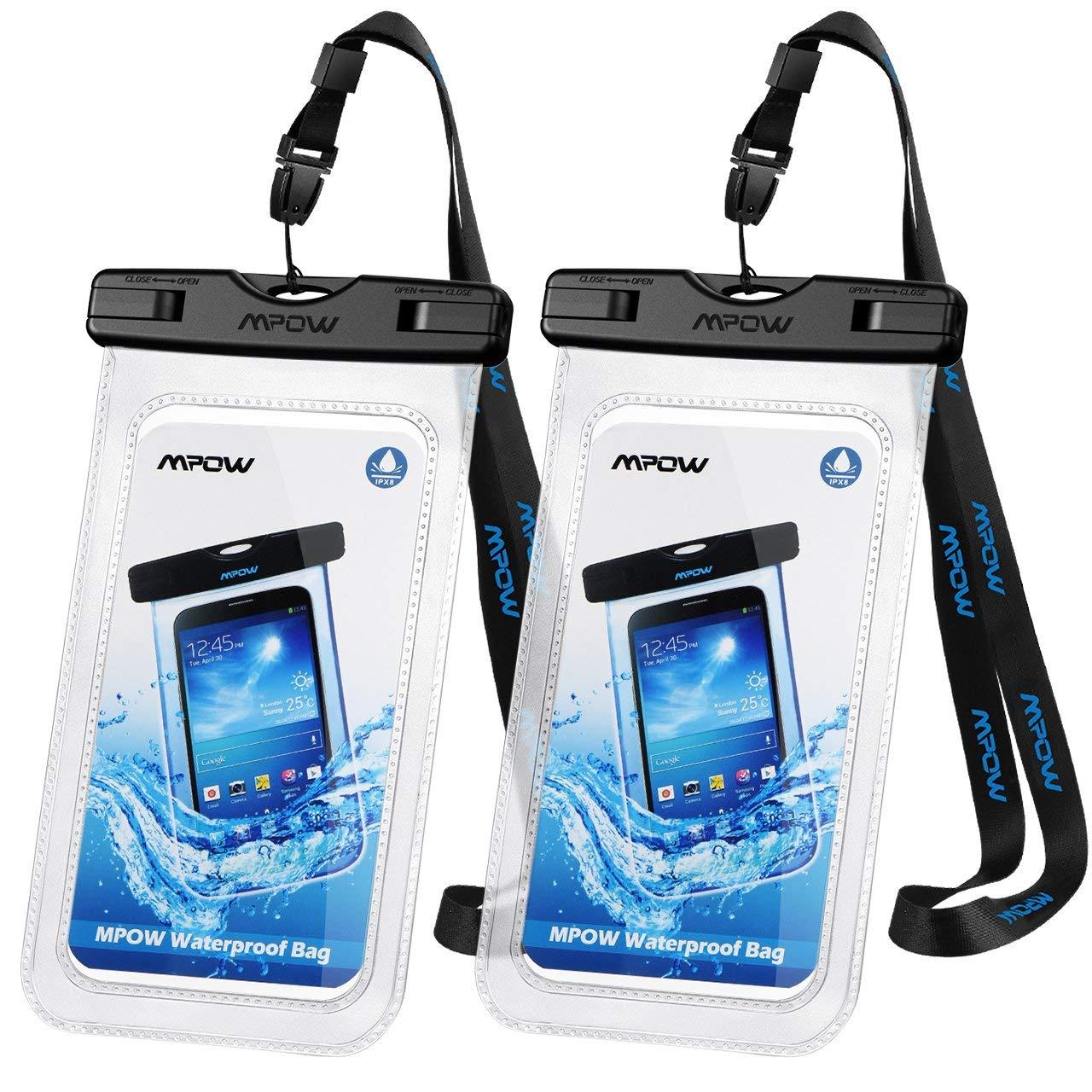 Mpow Universal  | Waterproof Case |  $7.99