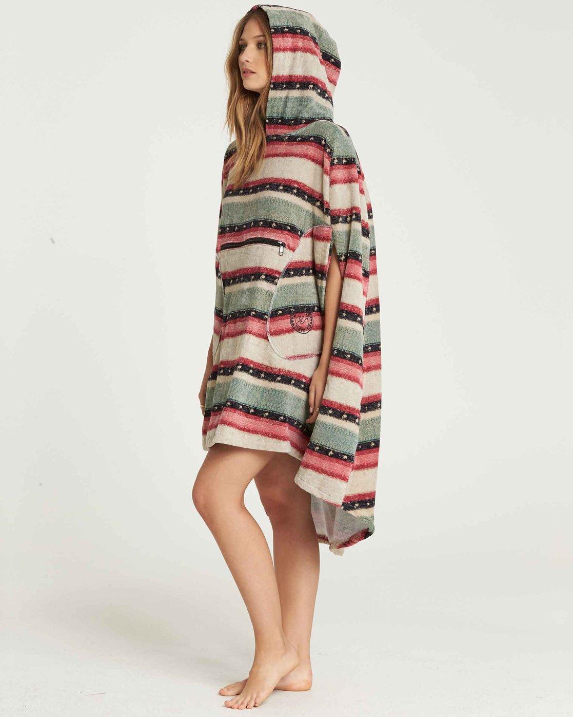 Billabong  | Hooded Towel Changing Poncho  | $74.95