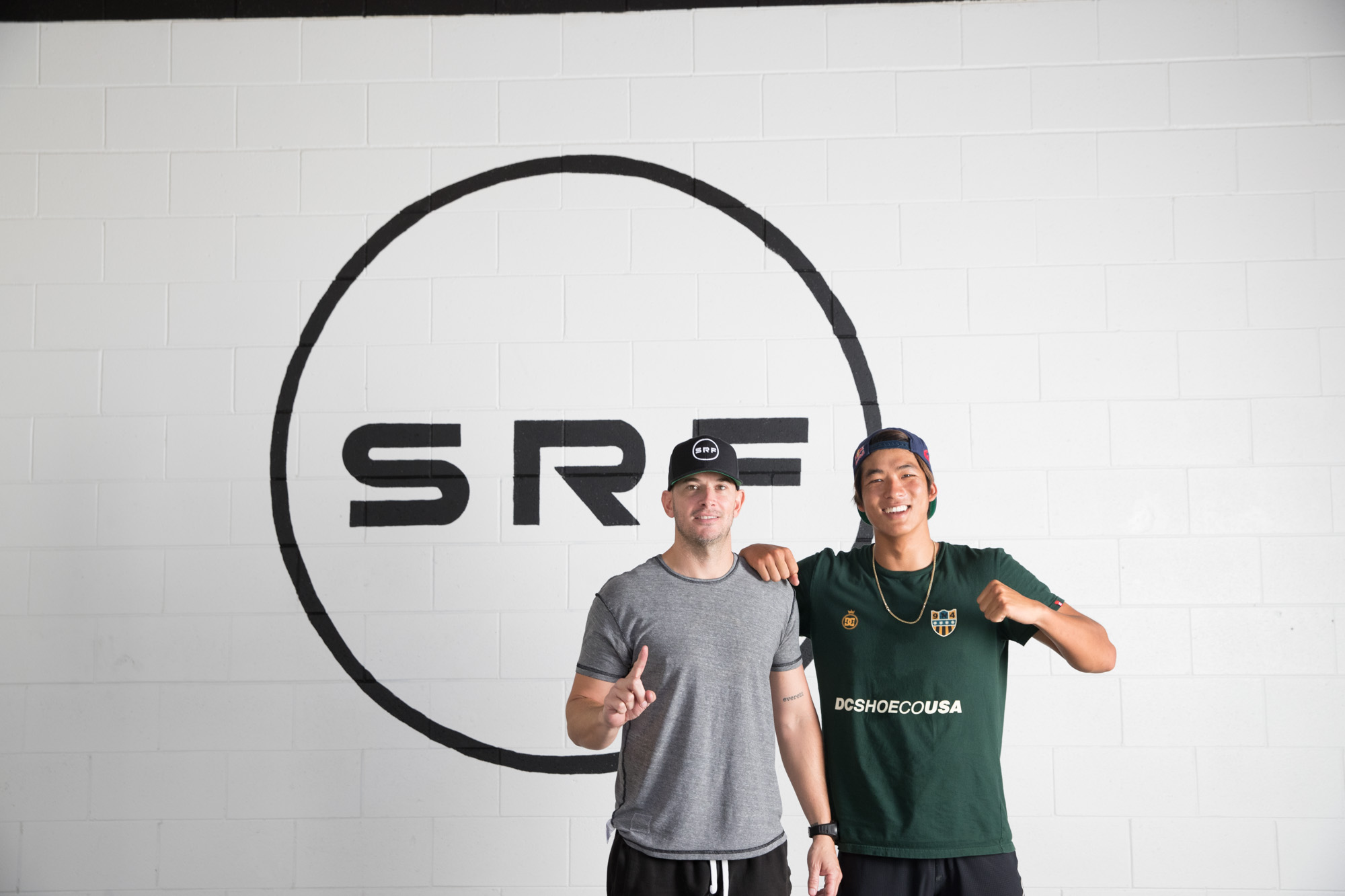 Kanoa Igarashi at SFR