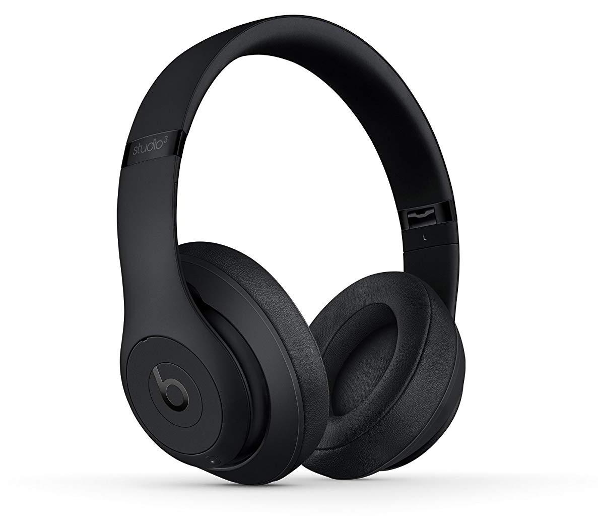 beats studio3 wireless over-ear headphones - Matte Black | $349.95