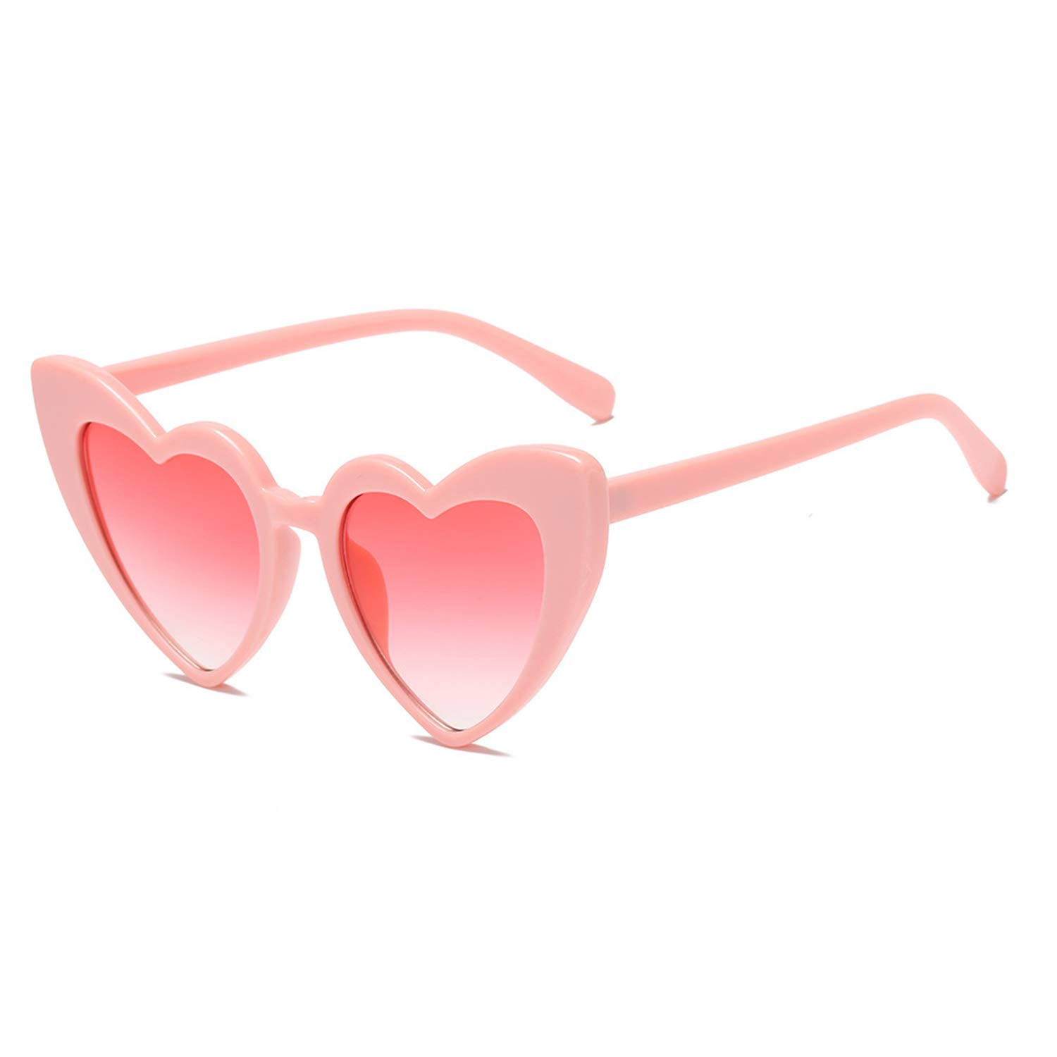KADIGUCI  — Heart Shaped Sunglasses —  $9.99