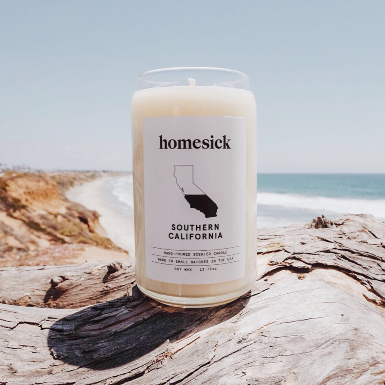 Homesick Candles  | SoCal Candle |  Prices May Vary