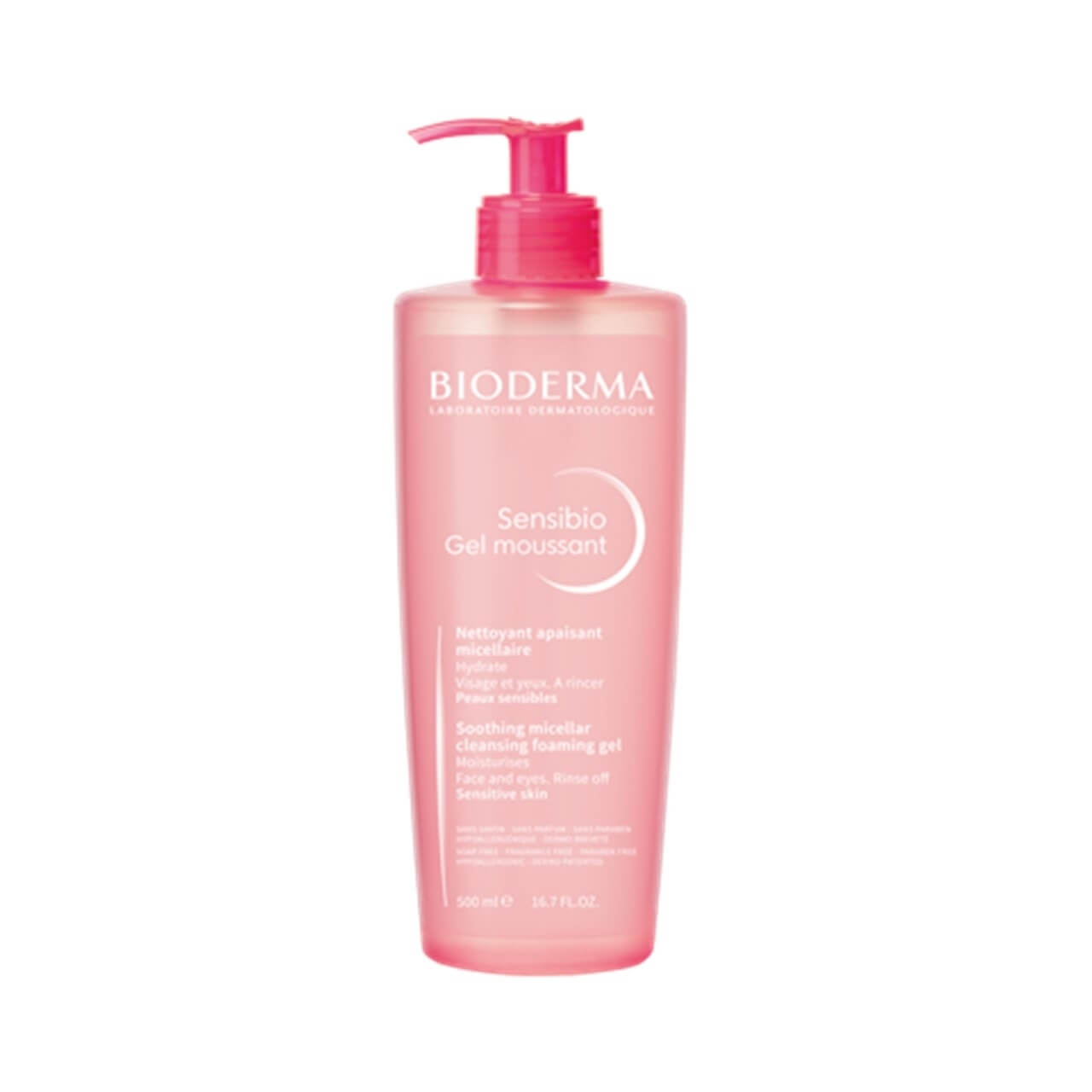 Bioderma | Sensibio Foaming Facial Cleansing Gel |  $14.90