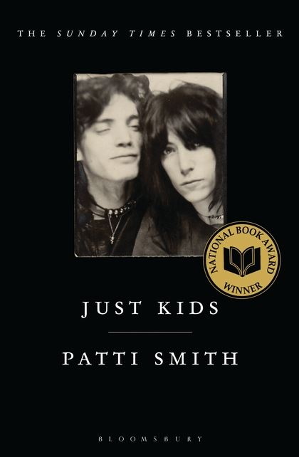 Patti Smith  | Just Kids |  $12.27