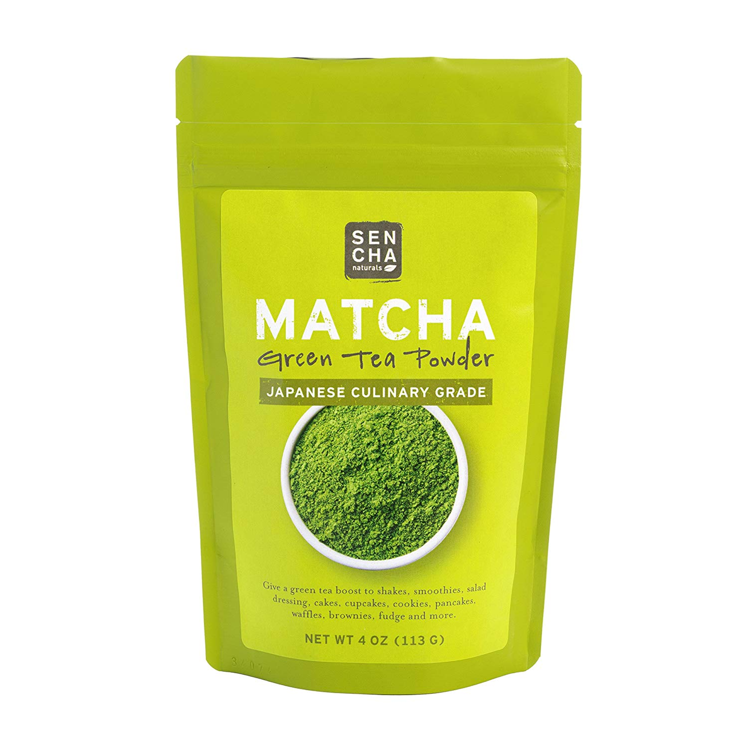 Sencha Naturals  | Matcha Green Tea Powder |  $16.96