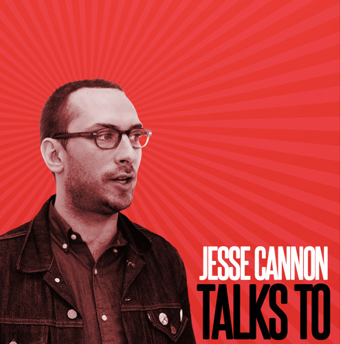 Jesse Cannon Podcast Cover