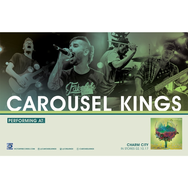 Carousel Kings Poster