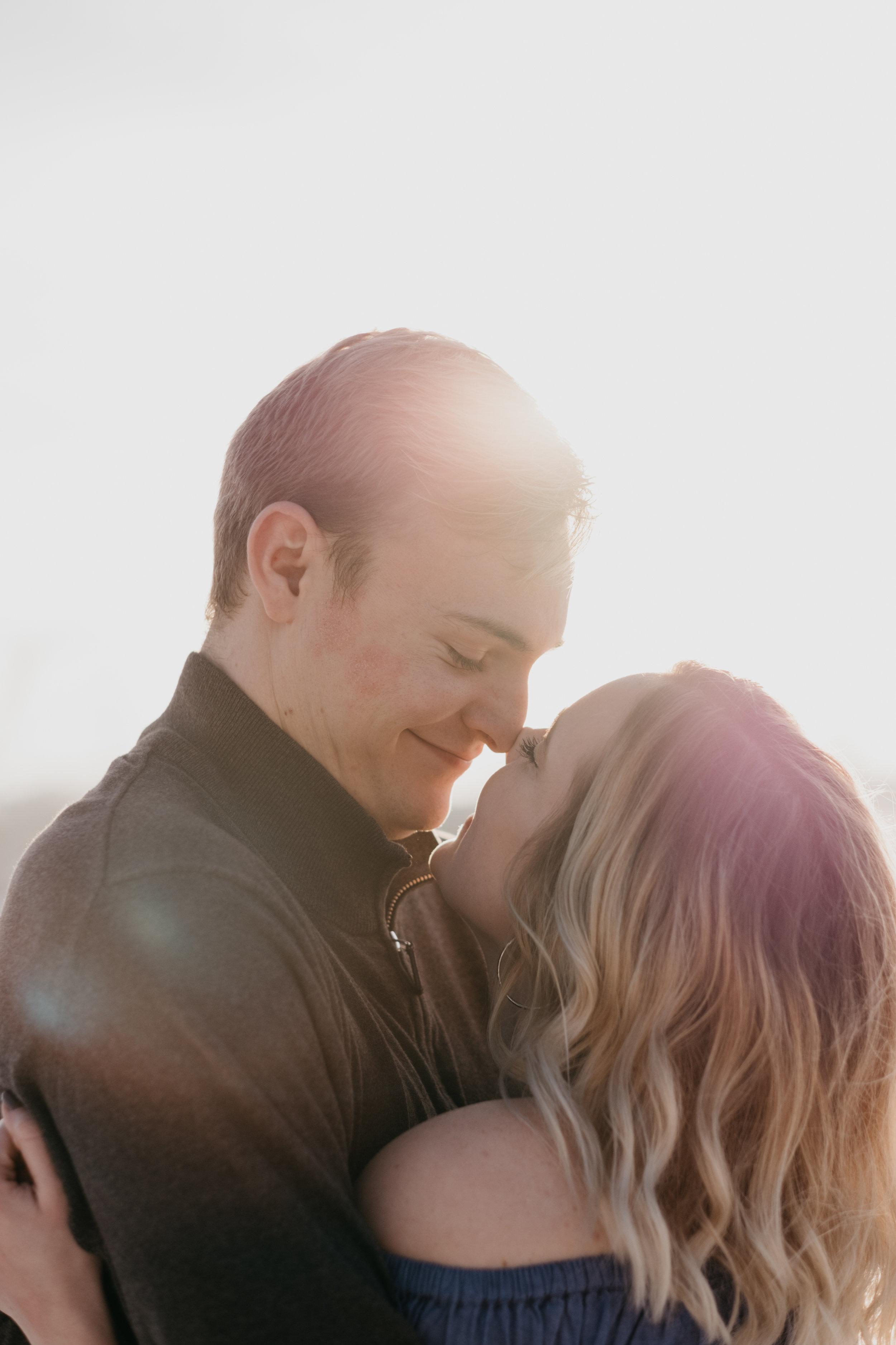 Talia + Brendan | Engagement Photography | Sioux Falls, South Dakota Photographer-22.jpg