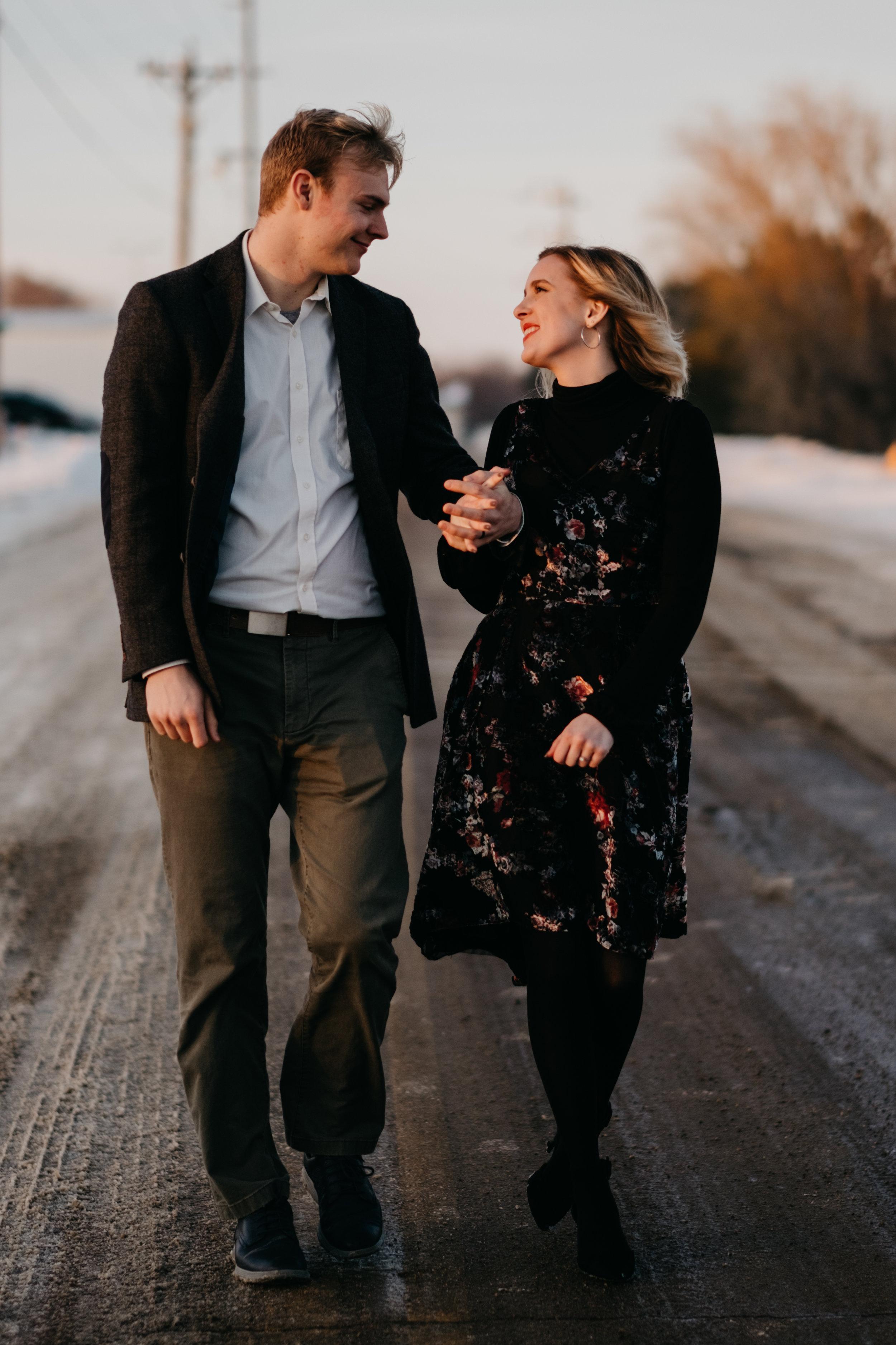 Talia + Brendan | Engagement Photography | Sioux Falls, South Dakota Photographer-128.jpg