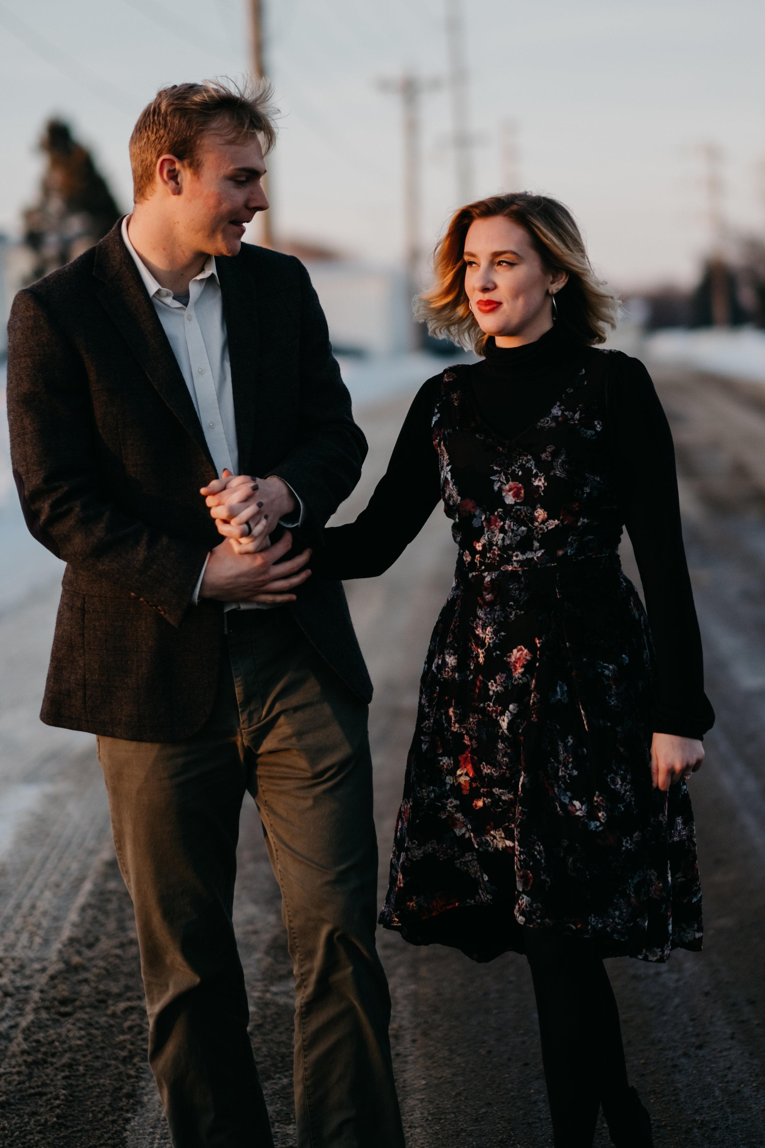 Talia + Brendan | Engagement Photography | Sioux Falls, South Dakota Photographer-134.jpg