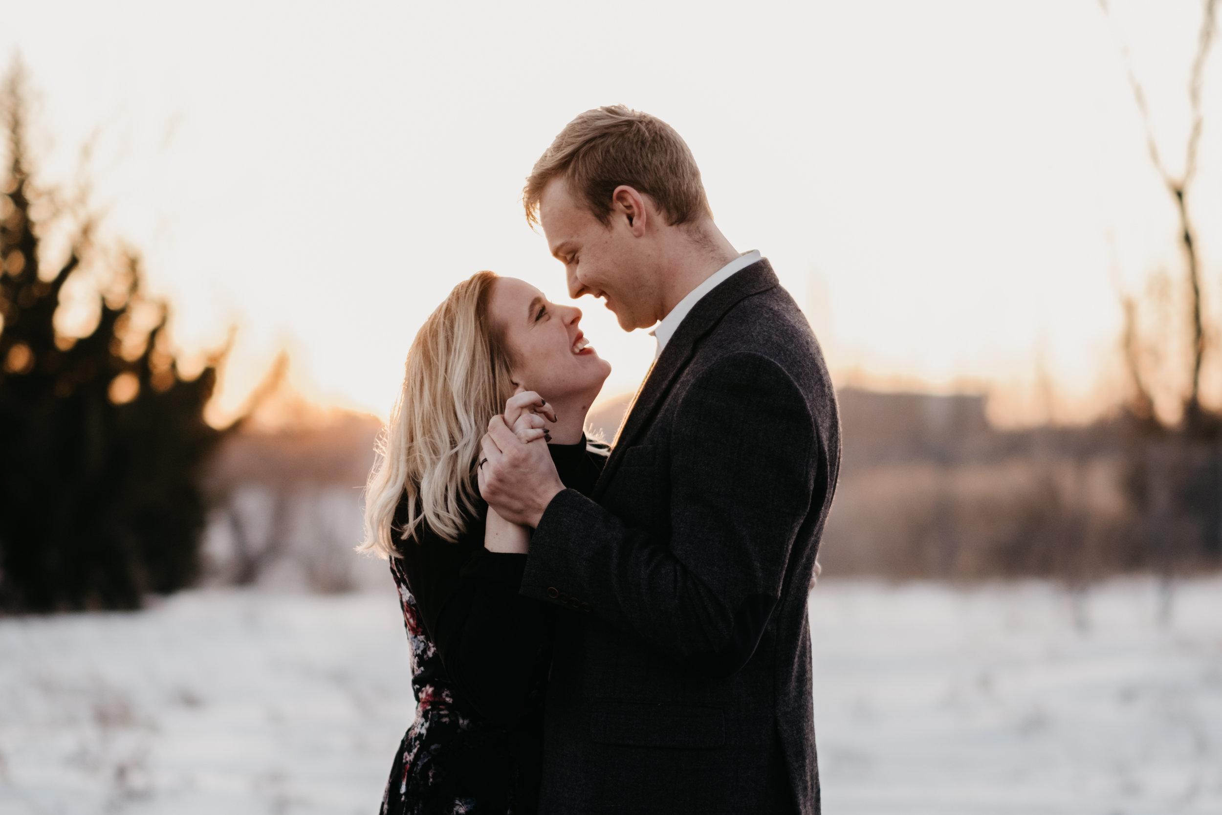 Talia + Brendan | Engagement Photography | Sioux Falls, South Dakota Photographer-143.jpg