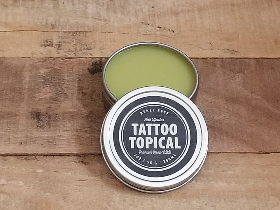 Tattoo Topical - Up your freshly inked aftercare regimen with a powerful topical.