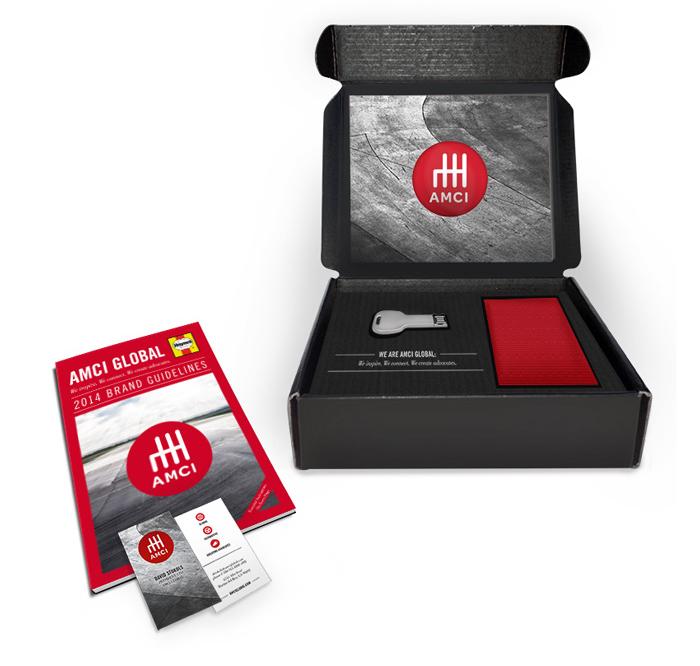 AMCI Global Welcome Kit