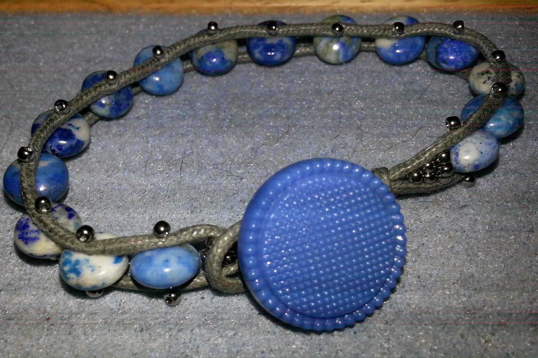 Sewn Bracelet Lapis.jpg