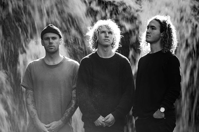LISTEN: Phenomenal new single MAELSTROM out today from Byron Bay band PLTS. Link in our bio.