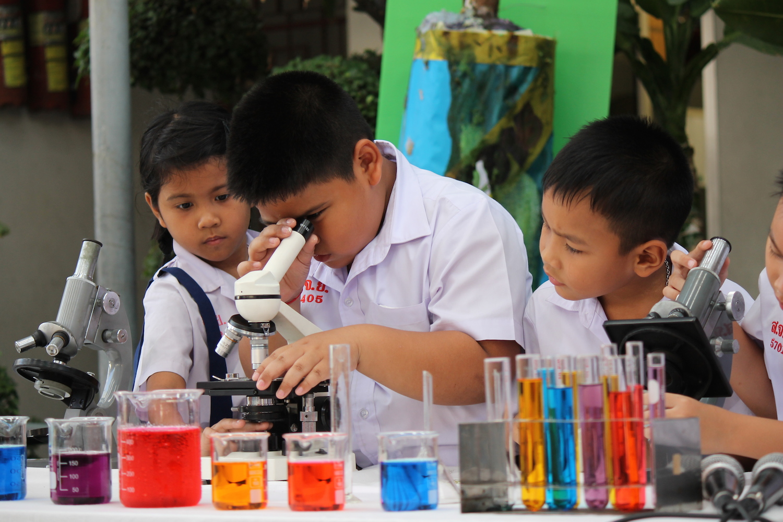 Sajja Science Day, Creating Curiosity.