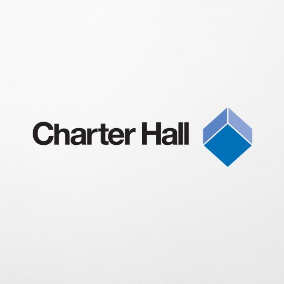 Charter Hall  Printed sales flyer