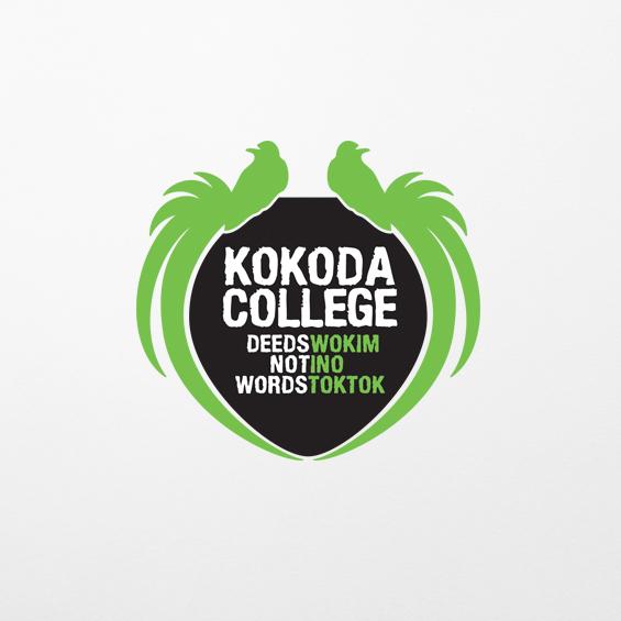 Kokoda College  Brand development