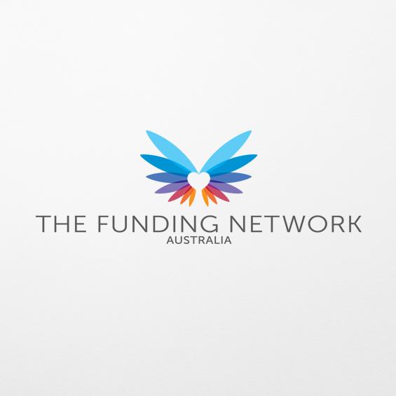 The Funding Network  Logo design, website & newsletter production  thefundingnetwork.com.au