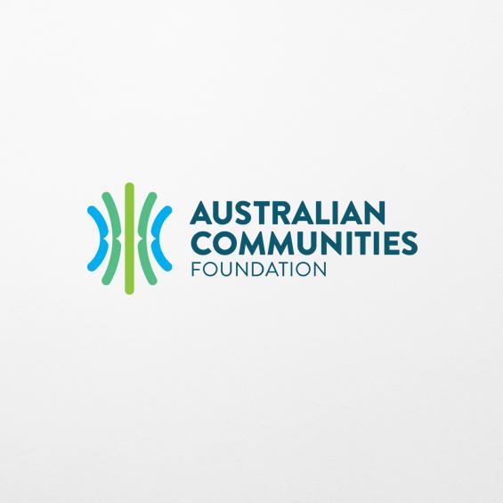 Australian Communities Foundation  Print design