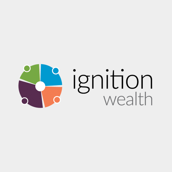 Ignition Wealth  Digital advertising design