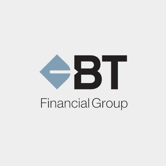 BT Financial Group  Presentation design