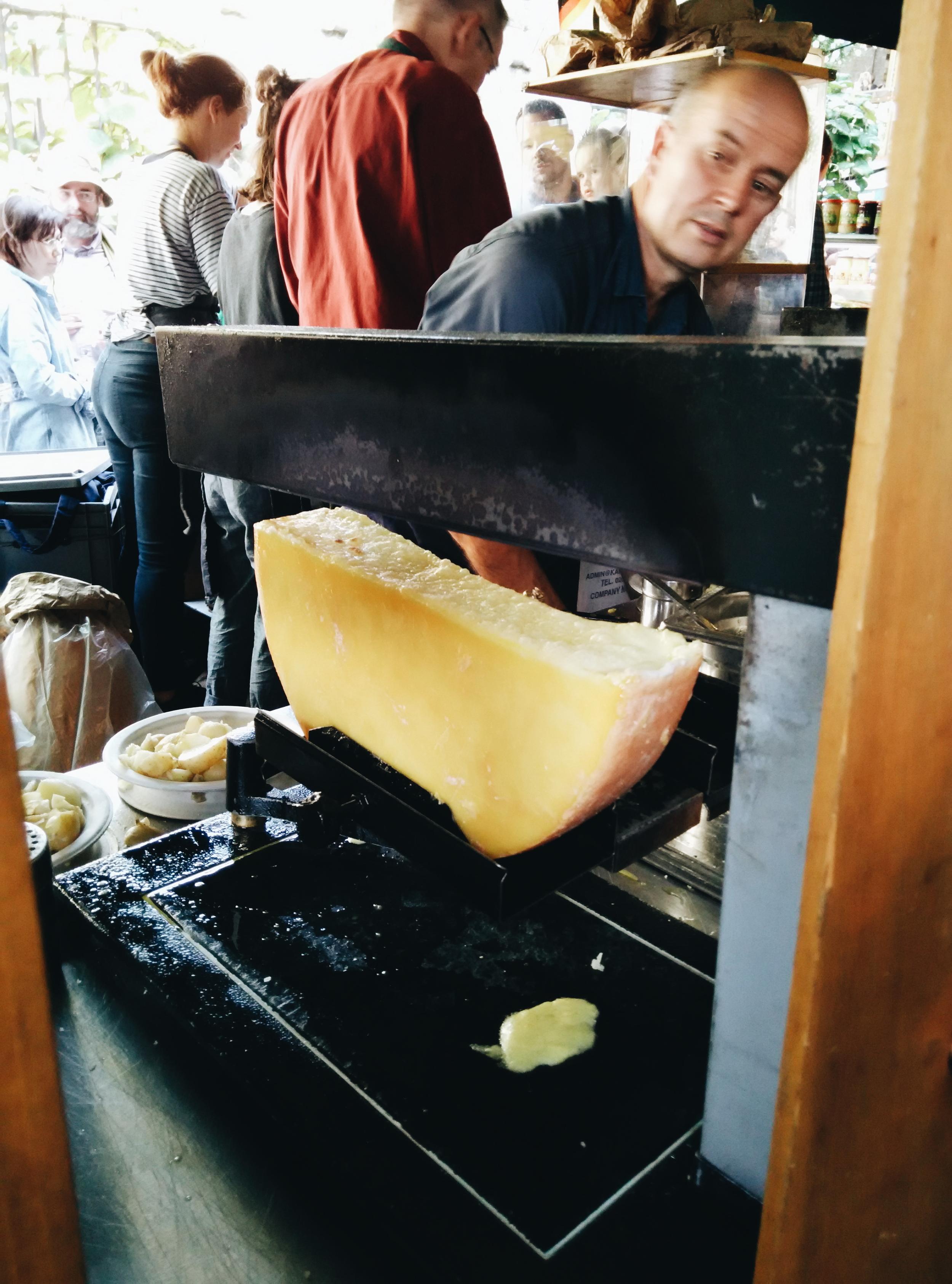 XXXL Grilled Cheese