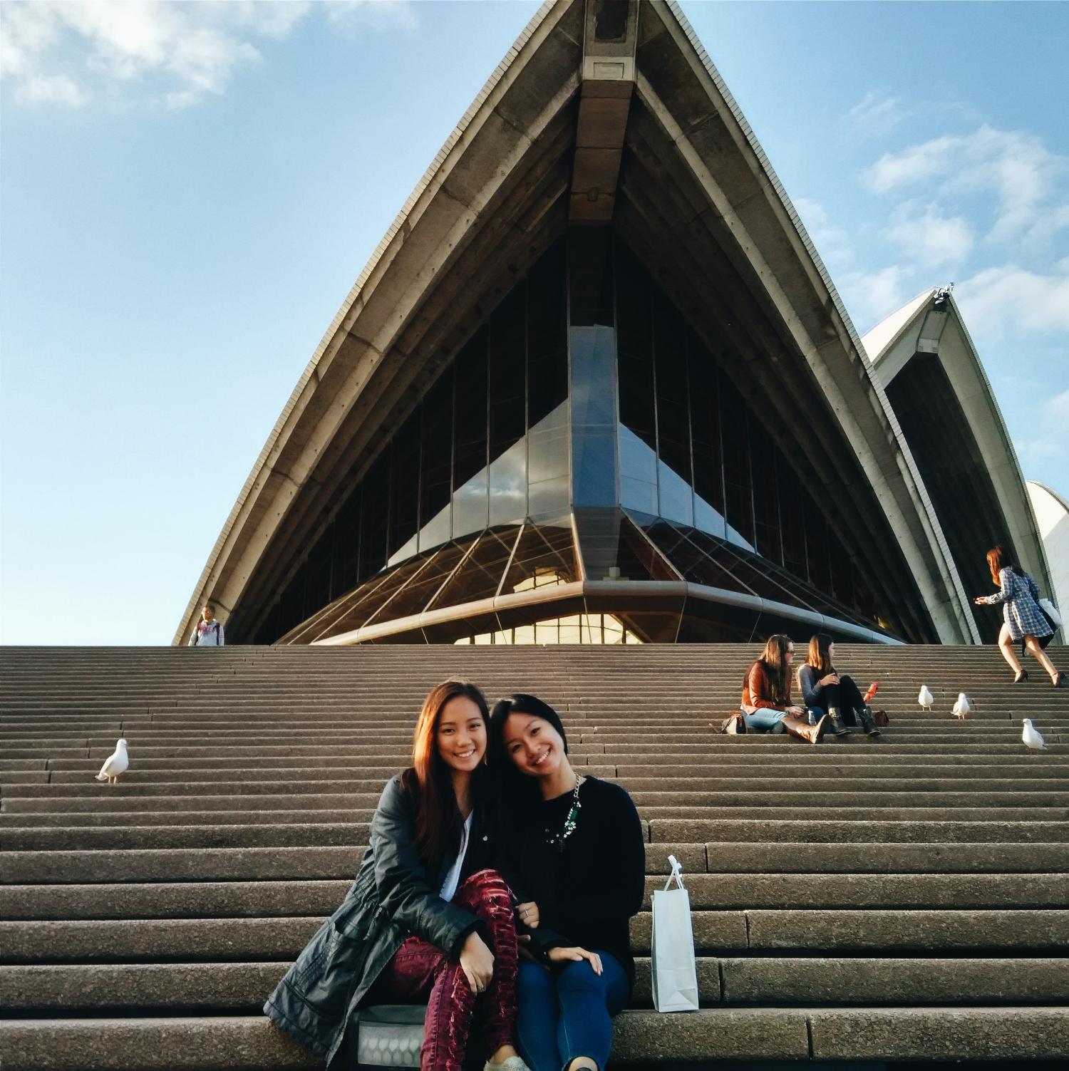 Mandatory Opera House picture