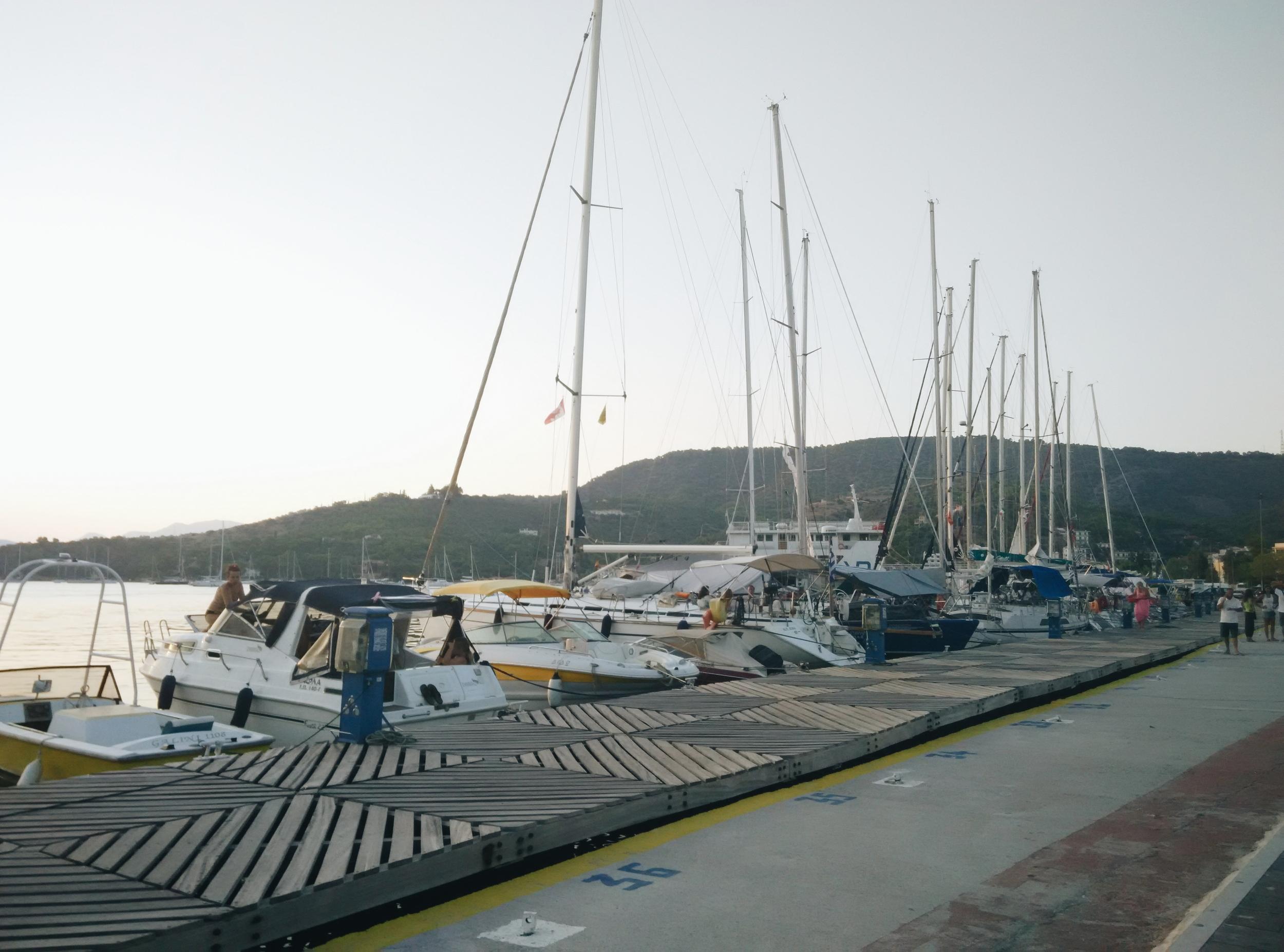 Poros Port